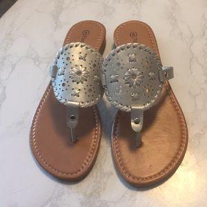 Pierre Dumas sandals